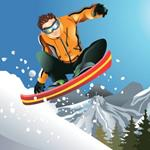 pixwords SNOWBOARD